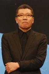 映画『宇宙兄弟』のジャパンプレミアに出席した塩見三省 (C)ORICON DD inc.
