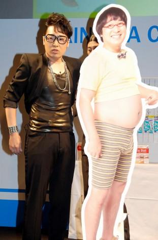 サムネイル ダイエットに成功した南海キャンディーズ・山里亮太 (C)ORICON DD inc.