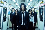 映画『GANTZ:PERFECT ANSWER』のワンシーン (C) 奥浩哉 / 集英社 (C) 2011「GANTZ」FILM PARTNERS.