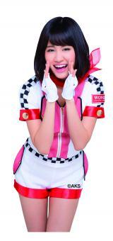 【関連画像】AKB48が出演する、アサヒ飲料『ワンダ』の新CM「ワンダフルレース」篇より
