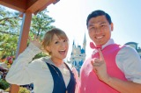 東京ディズニーリゾートの楽しみ方を矢口真里とオードリー・春日がナビゲート(C)Disney