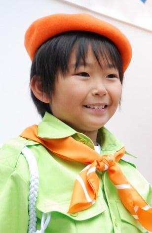 『こどもの城でもっとしろう親子交通安全教室』にゲスト出演した加藤清史郎 (C)ORICON DD inc.