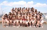 『日テレジェニック2012』の候補生は過去最多の45人(C)アイドルの穴2012製作委員会