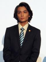 新ドラマ『リーガル・ハイ』の先行上映会に登場した矢野聖人 (C)ORICON DD inc.