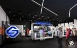 ガンダムの世界観を取り入れたメンズ向けアパレルショップが2店舗開店(写真は『ガンダムフロント東京店』イメージ)