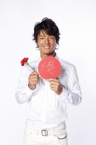 ロッテ『ガーナミルクチョコレート』の新CM「母の日篇2012」に出演する石川遼選手