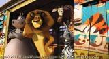 【場面写真】三度登場となったアレックスたち/映画『マダガスカル3』より