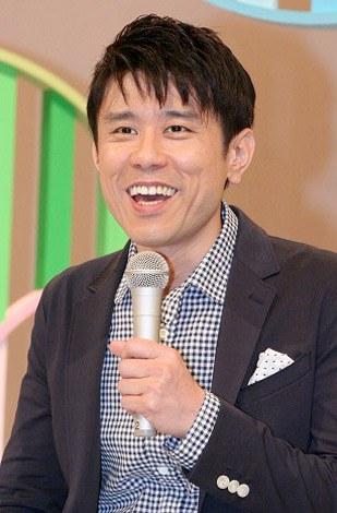 NHK総合の新番組『情報LIVE ただイマ!』でキャスターに初挑戦するネプチューンの原田泰造 (C)ORICON DD inc.