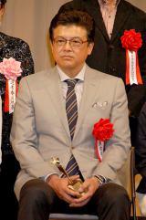 『第21回 日本映画批評家大賞』授賞式に出席した三浦友和 (C)ORICON DD inc.
