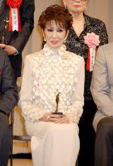 『第21回 日本映画批評家大賞』授賞式に出席した浅丘ルリ子 (C)ORICON DD inc.