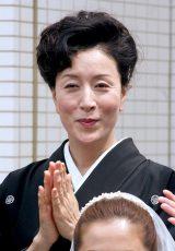 TBS系の新ドラマ『パパドル!』の製作発表会に出席した高畑淳子 (C)ORICON DD inc.