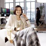 英会話教材『スピードラーニング』のCMに登場する米倉涼子