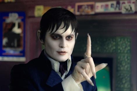 今度は吸血鬼! 新作『ダーク・シャドウ』PRで7年連続の来日が決定したJ・デップ/(C)2012 VILLAGE ROADSHOW FILMS (BVI) LIMITED