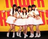 タワーレコードのアイドル専門レーベルT-Palett RecordsからCDをリリースしているLinQ(C)ORICON DD inc.