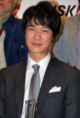 『第3回 日本シアタースタッフ映画祭』授賞式に出席した堺雅人 (C)ORICON DD inc.