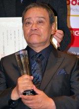 『第3回 日本シアタースタッフ映画祭』授賞式に出席した西田敏行 (C)ORICON DD inc.