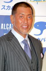 プライベートは「球拾いしています」と告白した元プロ野球選手の清原和博 (C)ORICON DD inc.