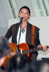 六本木・国立新美術館で行われた『大エルミタージュ美術館展』の開会式に出席し、テーマ曲を初披露した杏 (C)ORICON DD inc.