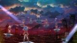 AKB48をモチーフにしたTVアニメ『AKB0048』第1話より (C)サテライト/AKB0048製作委員会