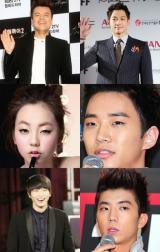 一重まぶたで注目されているパク・チニョン、Wonder Girls、2AM、2PM