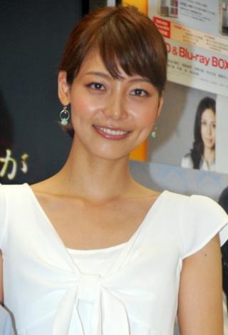 相武紗季=人気ドラマ『家政婦のミタ』DVD&Blu-ray発売記念イベント (C)ORICON DD inc.