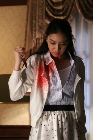 武井咲が血まみれになって…『Wの悲劇』の名セリフ再び | ORICON NEWS