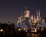 【イメージ画像】ハリポタの景観を忠実に再現した新パーク TM&(C) Warner Bros. Entertainment Inc.  Harry Potter Publishing Rights (C) JKR. (s12) 画像提供:ユニバーサル・スタジオ・ジャパン