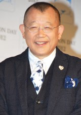 『COTTON USA AWARD 2012』授賞式に出席した笑福亭鶴瓶 (C)ORICON DD inc.