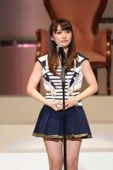 前回2位の大島優子は「あっちゃん(前田)はAKBの顔です。あっちゃんが笑顔で前を向いていてくれればそれでいい」とスピーチ