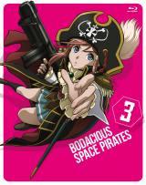 Blu-ray Disc『モーレツ宇宙海賊 3(初回限定盤)』