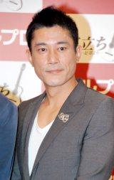 """三浦と同じ""""2世タレント"""" 逸見政孝の長男・逸見太郎 (C)ORICON DD inc."""