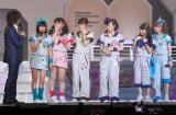 11期メンバーオーディション開催のサプライズに驚くメンバー (C)ORICON DD inc.