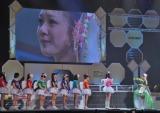 東京・日本武道館で行われた春の全国ツアー最終公演で行われた新垣里沙卒業セレモニーの様子 (C)ORICON DD inc.