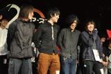 オーディショングランプリを獲得した大阪出身の4人組バンド、KANA-BOON