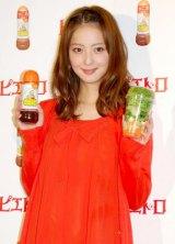 髪型を手本にしたい女性有名人ランキング、4位に選ばれた佐々木希 (C)ORICON DD inc.