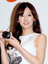 髪型を手本にしたい女性有名人ランキング、9位に選ばれた北川景子 (C)ORICON DD inc.