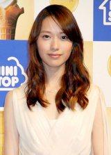 髪型を手本にしたい女性有名人ランキング、10位に選ばれた戸田恵梨香 (C)ORICON DD inc.