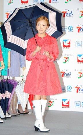 サムネイル 『レインスタイルコレクション』発表会に出席したAKB48・板野友美 (C)ORICON DD inc.