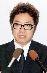 長良じゅん会長の本葬に参列したコロッケ (C)ORICON DD inc.