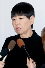 長良じゅん会長の本葬に参列した和田アキ子 (C)ORICON DD inc.