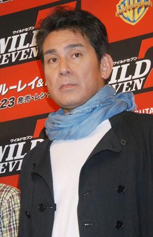 映画『ワイルド7』のトークライブに出席に登場した宇梶剛士(C)ORICON DD inc.