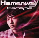 3rdシングル「Escape」(通常盤)のジャケット写真