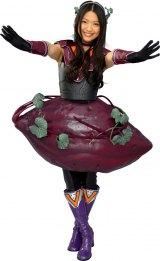 ムライモンジャー(紫いも)に扮する北原里英