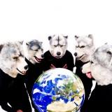 ニューアルバム『MASH UP THE WORLD』(7月18日発売)通常盤
