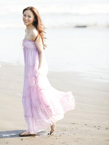 産後も変わらぬプロポーションを誇る徳澤直子