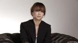 独占インタビューに応じた安室奈美恵