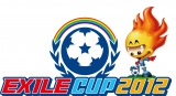 EXILE CUP 2012大会ロゴ