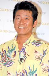 LG生活健康社『THE GOLDEN SHOP』のPRイベントに出席した布川敏和 (C)ORICON DD inc.