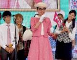 フジテレビの毎年恒例の夏イベント『お台場合衆国2012』の制作発表会に出席した加賀美セイラ (C)ORICON DD inc.