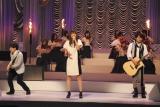 『NHKロンドン五輪放送』のテーマソング「風が吹いている」を初披露したいきものがかり (C)ORICON DD inc.